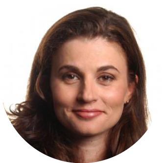 Marie Myers, Global Controller & Head of Finance Services at HP